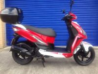 2015 Sym Jet 4 125cc Sports Scooter , Good Condition