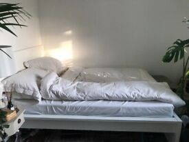 FREE Standard Double IKEA Bed Frame