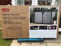 Keter shed brand new, xtra large