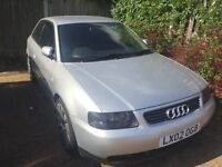 2x Audi A3 for sale