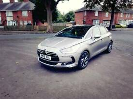 Citroen DS5 2.0 HDi DStyle 5 doors, Rear Cam + FULL service history + HPI clear