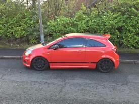 Vauxhall Corsa VXR price reduced!!