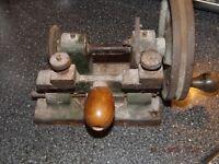 Antique Key Cutting Machine