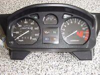 BARGAIN HONDA CB500 S CLOCKS OFF 1996 BIKE FAIRING MODEL. SHOWING 20,700 MILES ALL GOOD CONDITION.