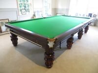 Full Size Snooker Table Pool Snooker For Sale Gumtree - Full size snooker table for sale