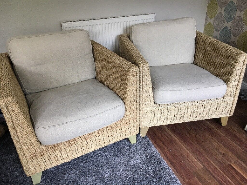 Pair of M&S Armchairs | in Long Eaton, Nottinghamshire ...