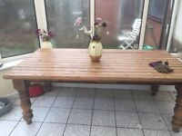 Large billabong table