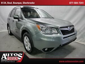 2014 Subaru Forester 2.5i Touring Package, EXTRA CLEAN !