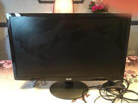 """24"""" LCD Monitor"""