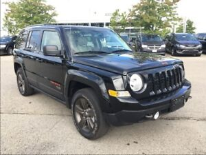 2017 Jeep Patriot 75th Anniversary 4X4**POWER SUNROOF**