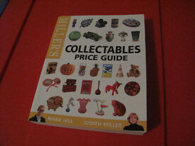 Millers Collectables Price Guide - brand new