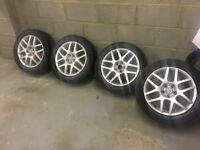 vw golf mk 4 alloy wheels