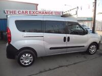 (2012)FIAT DOBLO MAXI MULTIJET ,LWB ,MPV ,F/S/H .WHEEL CHAIR CARRIER .....