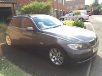 BMW 320 d 2005, Leather Interior, Great condition
