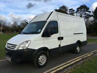 IVECO DAILY 35S12 MWB 56 REG - LOW MILEAGE WITH FULL HISTORY - DRIVES PERFECTLY - NO VAT!!!!!!!