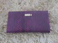 Purple Bluebird Purse