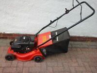 Power Devil Petrol Lawnmower.. SERVICED