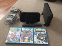 Wii U 32GB + Mario Kart 8 + Super Smash Bros U