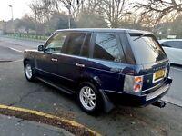 Range Rover 3.0 diesel 2003 px welcome