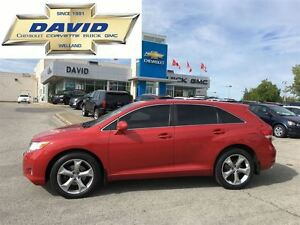 2012 Toyota Venza V6 FWD, SPOILER, LOCAL TRADE!!
