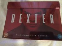 Dexter The Complete series 1-8 *PAL Region 2* - New & Sealed - £23