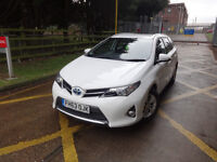 Toyota Auris VVT-I Icon Auto Electric Hybrid 0% FINANCE AVAILABLE