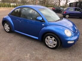 Volkswagen Beetle. MOT 26th Jan 2019. A cherished car that is in perfect condition.