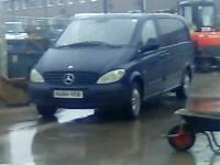 Mercedes vito swb dualiner