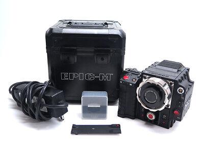 Red Epic-M Dragon 6K cinema camera Epic w/ ti PL, side handle, 2x OLPF, mini mag