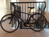 "Ridgeback Speed Metro Hybrid Bike in Matt Black 17"""