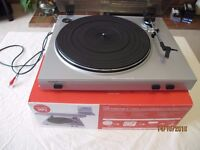 ION - USB Turntable/vinyl archiver - Tape converter to Mp3 files