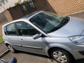 Renault Scenic 1.6 VVT Oasis, December MOT, Drives Great, FSH