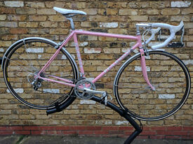 Vintage Pearson Road Bike. 52cm.531 Tubing. Audax. Early 1980's. Practically New. RARE