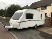 2006 Abbey Vogue 460 Caravan 2 Berth With awning