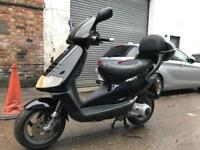 PIAGGIO SKIPPER 125cc BLACK 2005 not Vespa bargain !!!
