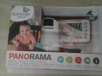 Brand new summer infant. panarama digital camera monitor