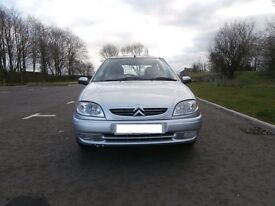 2003 CITROEN SAXO 1.1 DESIRE - LOW MILES - MOT,D JAN 2018 - BARGAIN