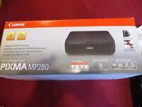 Canon Pixma MP280 Printer/scanner