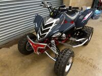 YAMAHA RAPTOR 700 YFM700R QUAD ROAD LEGAL ALL ORIGINAL