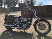 Harley Davidson FXD Lowrider