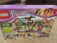 Lego friends pool playarea