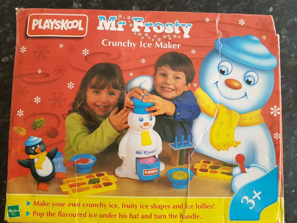 Mr Frosty Game