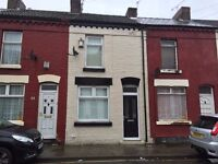 NO DEPOSIT REQUIRED... Immaculate two bedroom unfurnished terrace property on Westcott Road, Anfield