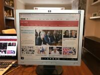 LCD Monitor Computer Screen 19""