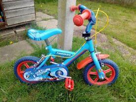 Bargain Thomas the tank engine bike age 2-4