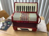 Accordion WANTED a 32 or a 72 bass Wanted please