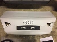 Audi S5 4.2 V8 (2010 - B8) - Original Boot Lid / Trunk (Including Liner)