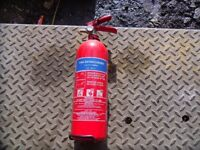 boat parts fire extinguisher