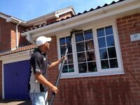 window cleaning east midlands - The Merry Men Ltd