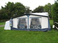 Bradcot Classic awning size 11/900 with annexe